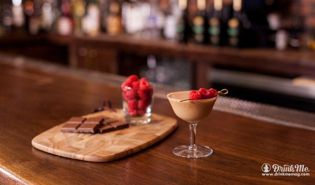 Ever Thine, Ever Mine drinkmemag.com drink me Chocolate Cocktails