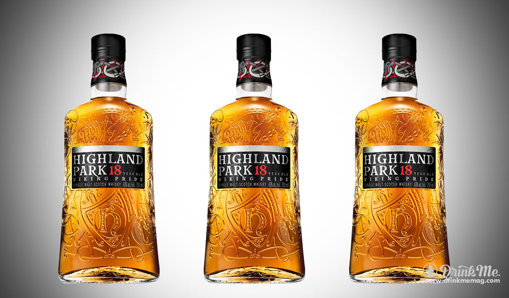 Highland Park 18 drinkmemag.com drink me Top Scotch Whiskys