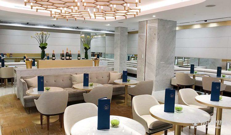 Hotel Lancaster Lobby drinkmemag.com drink me Hotel Lancaster