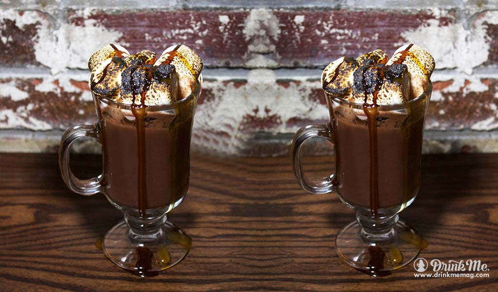 In Good Company Hot Cocoa drinkmemag.com drink me Chocolate Cocktails
