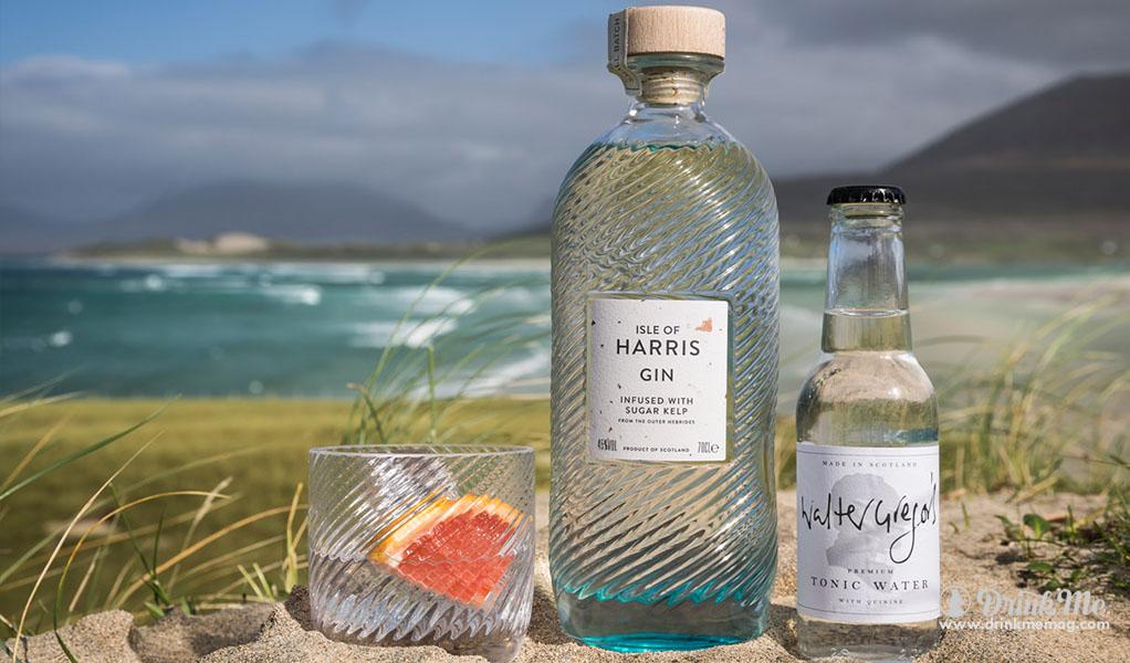 Isle of Harris Gin drinkmemag.com drink me Isle of Harris Gin