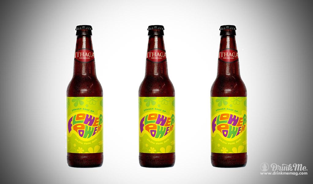 Ithaca Beer Flower Power drinkmemag.com drink me Top New York Beers