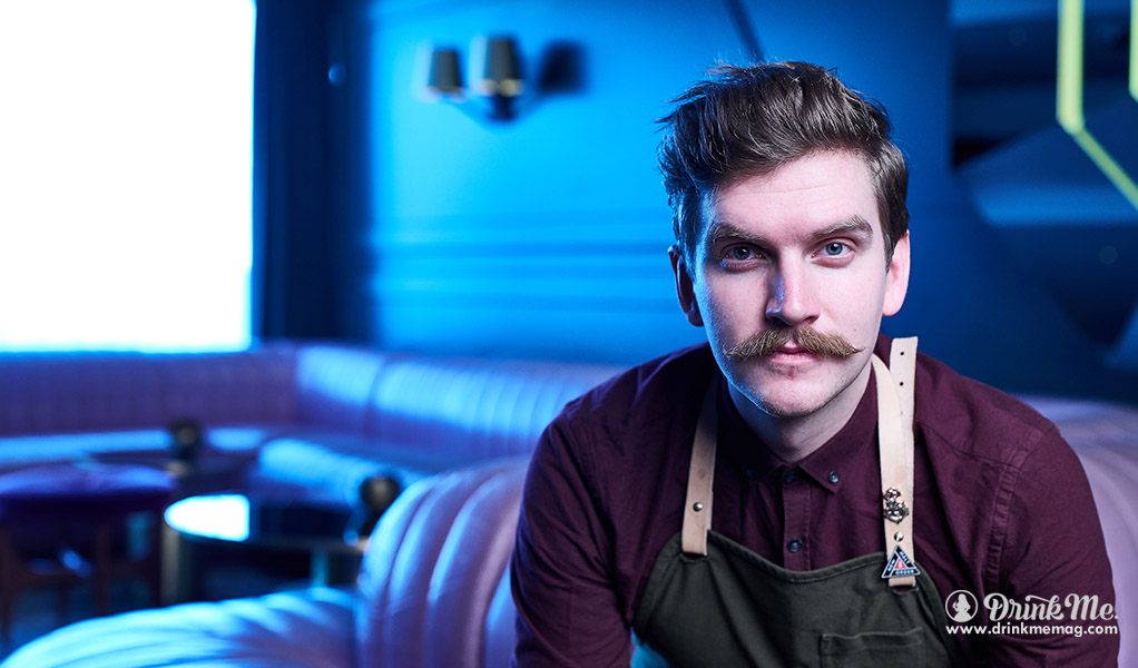 Jack Wareing Photo Credit Christian Banfield drinkmemag.com drink me Porter's Gin