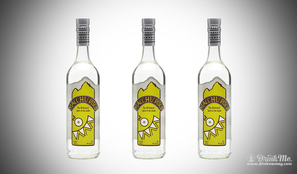 Macchu Pisco drinkmemag.com drink me Top PIscos