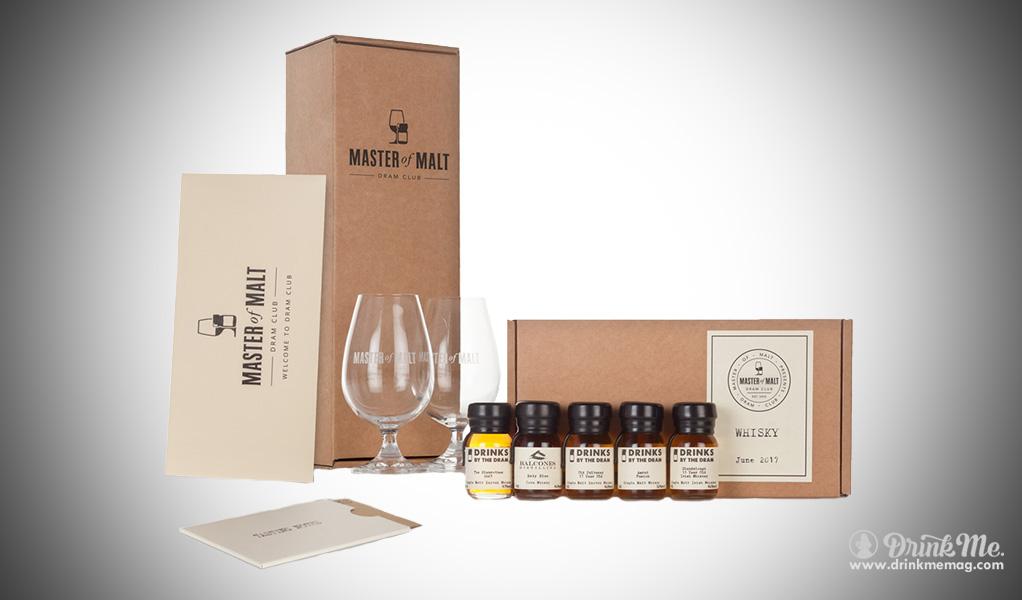 Master of Malt Whiskey Dram Club drinkmemag.com drink me Burns Night Top List