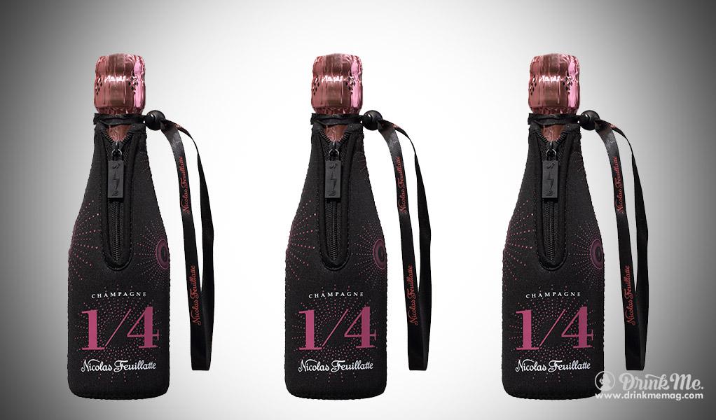 Quart Rosé manchon noir drinkmemag.com drink me One Four Rose