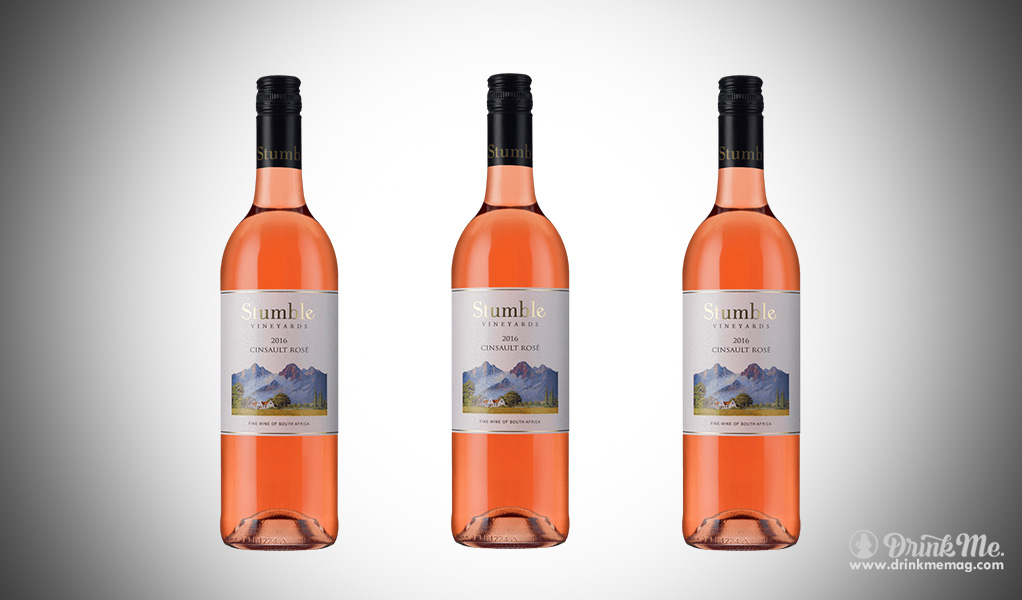 Stumble Vineyards Cinsault Rosé 2016 drinkmemag.com drink me Affordable wines to get you through the New Year