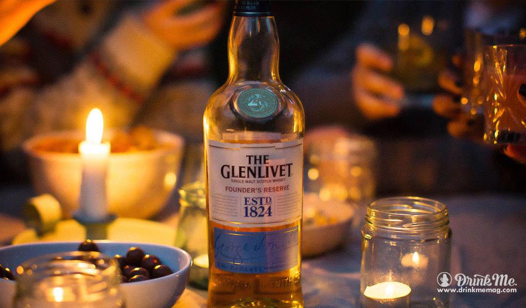 The Glenlivet Founder's Reserve drinkmemag.com drink me The Glenlivet Reserve