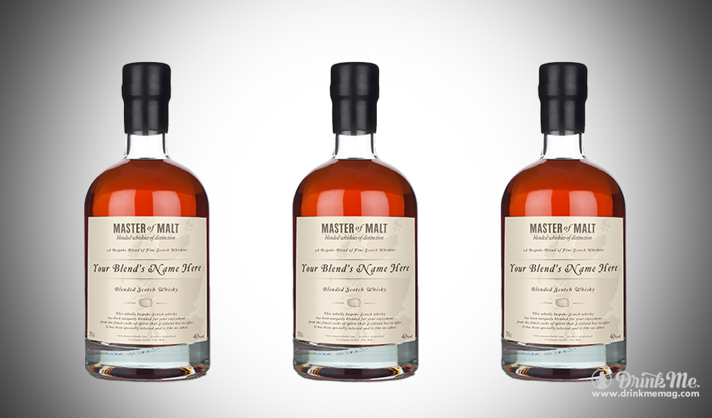 blend your own whisky drinkmemag.com drink me Burns Night Top List
