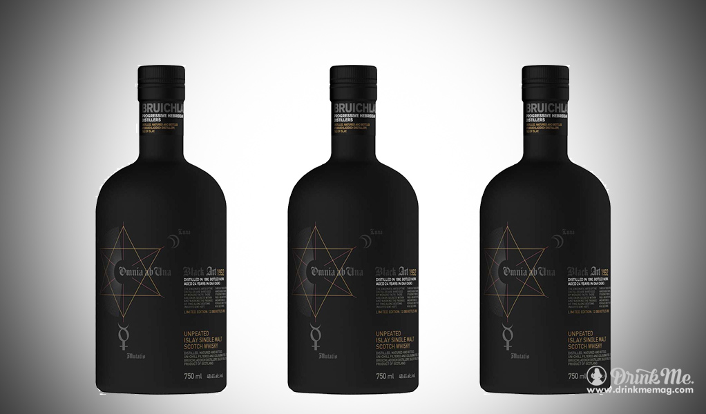 bruichladdich black art 4 drinkmemag.com drink me Top Scotch Whisky