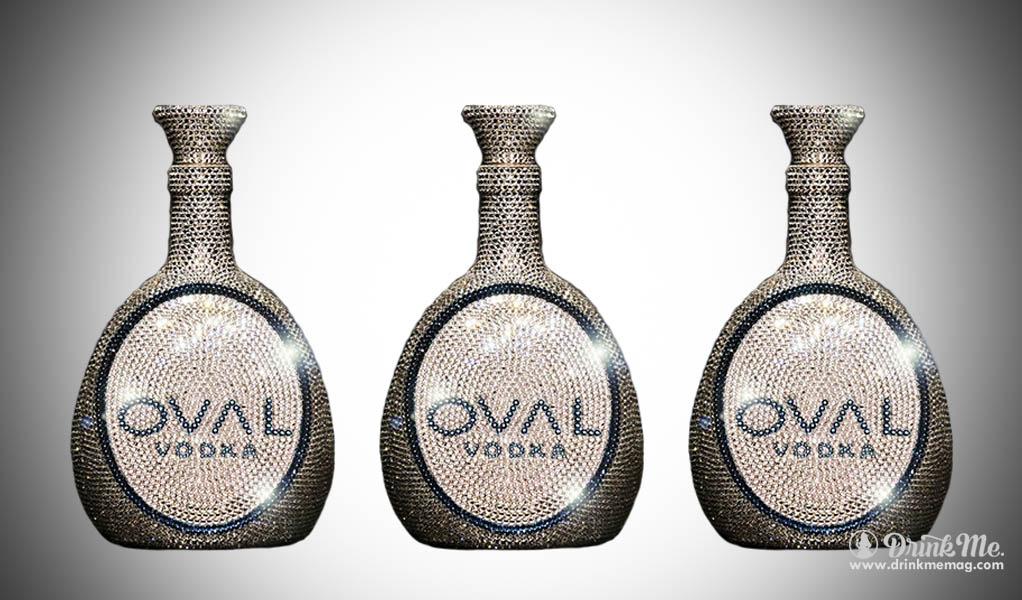 oval swarovski crystal vodka drinkmemag.com drink me Top Vodkas Over $150