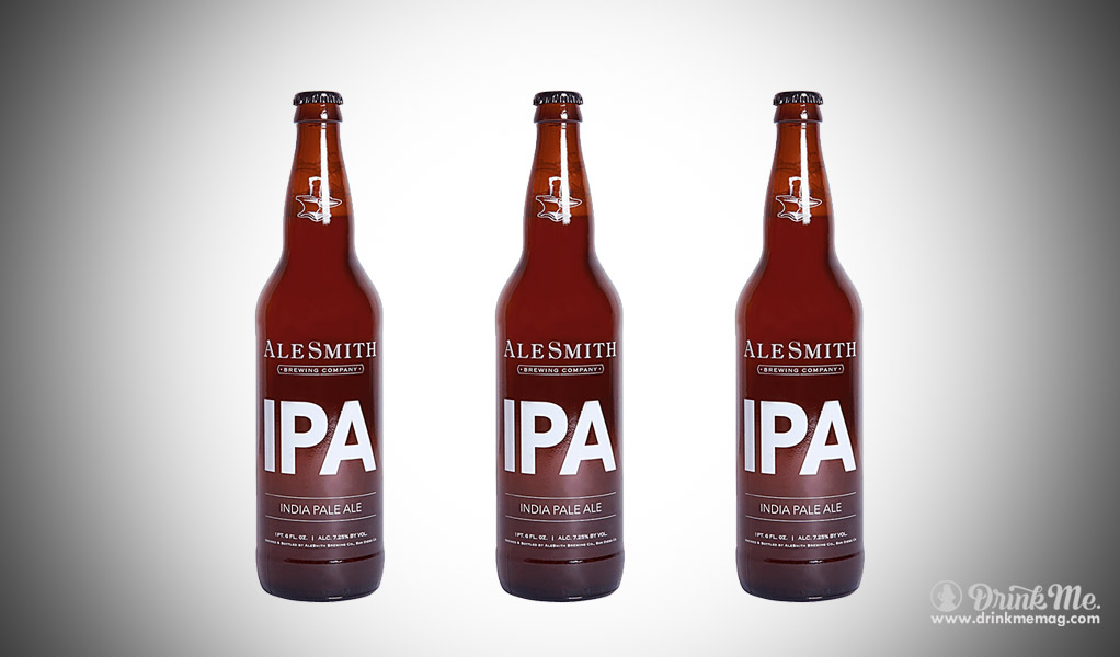 AleSmith IPA drinkmemag.com drink me Top American Beers
