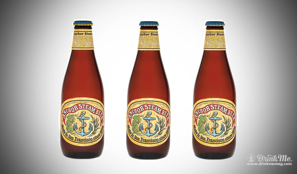 Anchor Steam Beer drinkmemag.com drink me Top American Beers