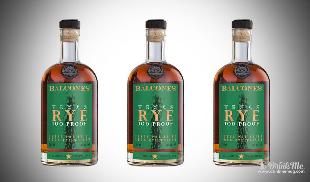 Balcones Rye 2018 drinkmemag.com drink me Blacones Texas Rye