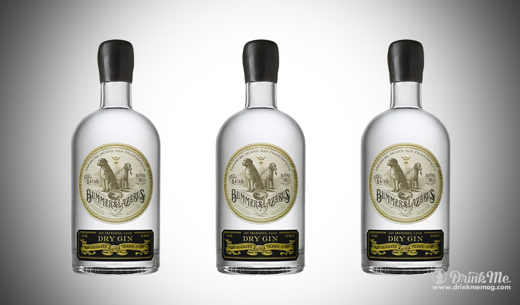 Bummer Lazurus Gin drinkmemag.com drink me Top American Gin