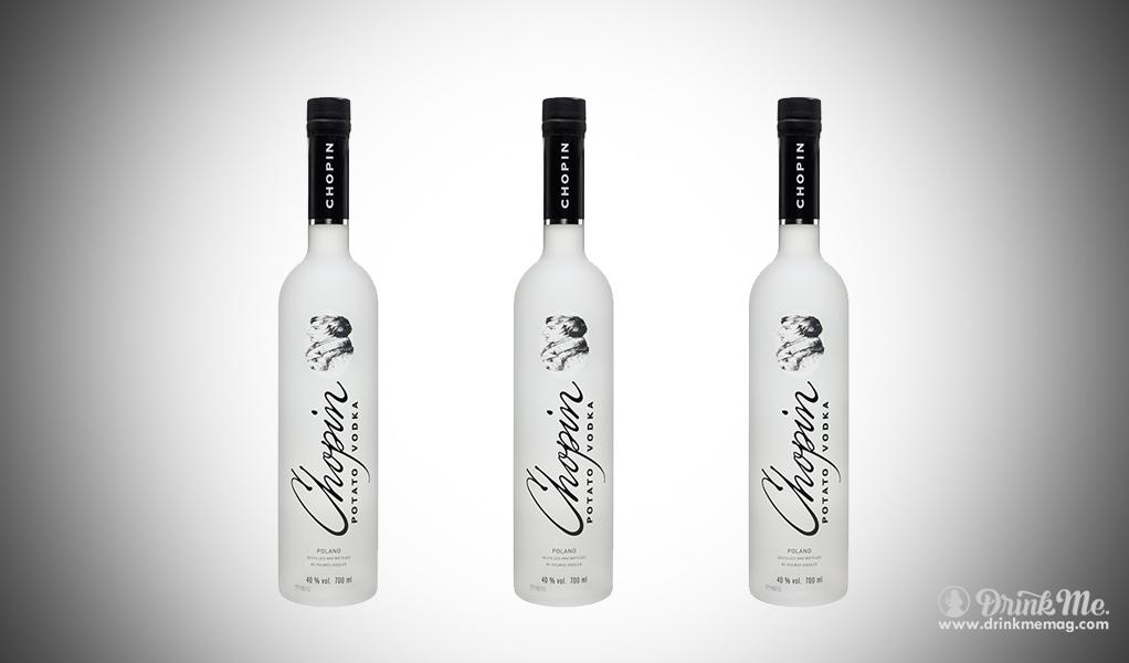 Chopin Potato Vodka drinkmemag.com drink me Top Potato Vodkas