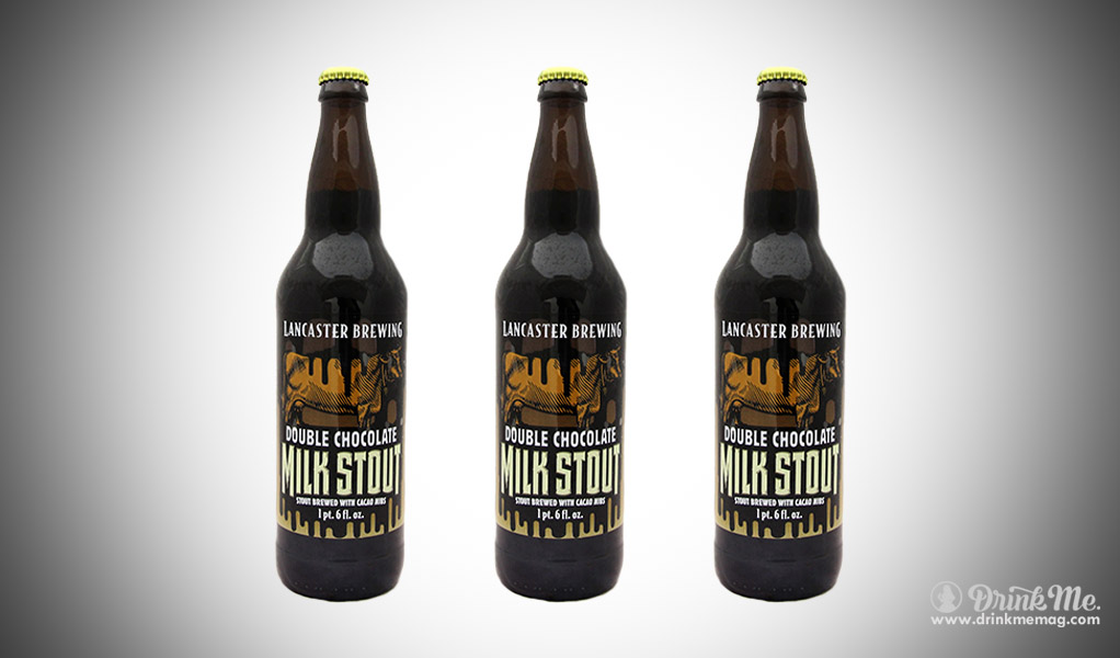 Double Chocolate Milk Stout drinkmemag.com drink me Top Milk Stouts