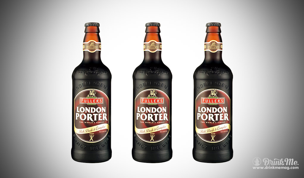 Fuller's London Porter drinkmemag.com drink me Top British Beer