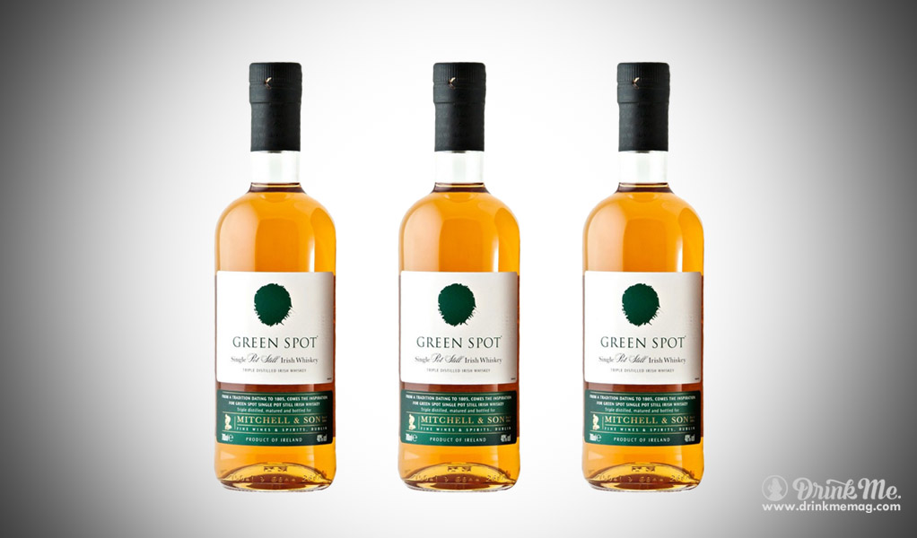 Green Spot drinkmemag.com drink me Top Irish Whiskey