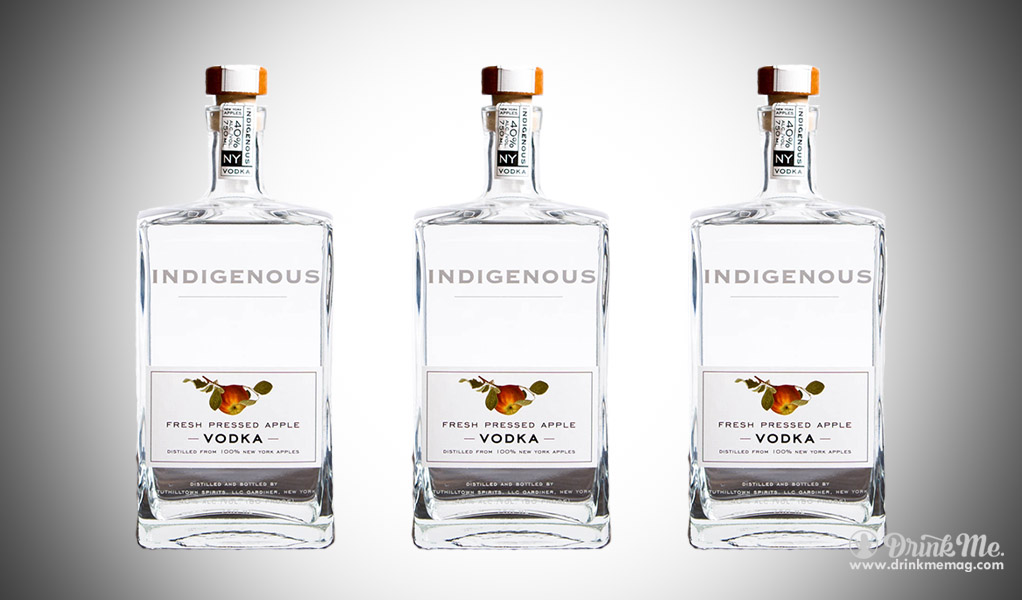 Indigenous drinkmemag.com drink me Top American Vodka