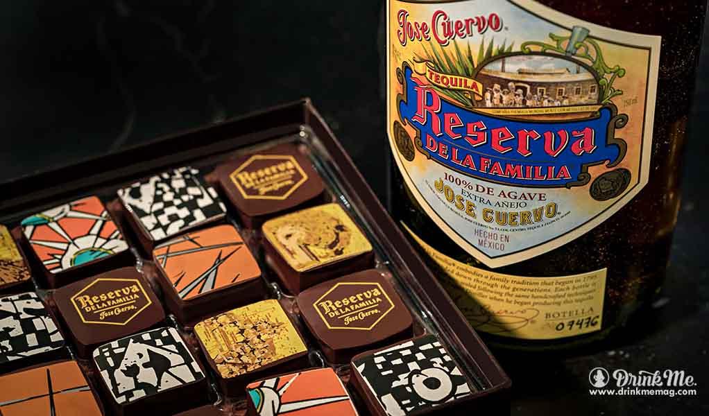 Jose Cuervo and MarieBelle drinkmemag.com drink me JOse Cuervo and Mariebelle