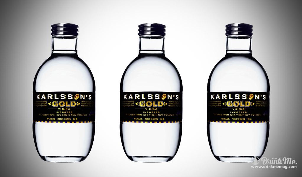 Karlssons Gold Potato Vodka drinkmemag.com drink me Top Potato Vodka
