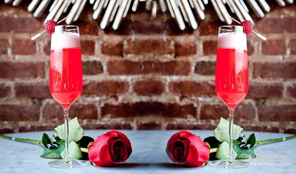 Lady Killer drinkmemag.com drink me Valentine's Day Cocktail Top List