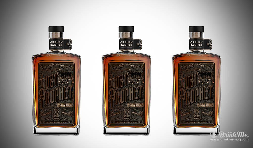 Lost Prophet 22 YO drinkmemag.com drink me Top American Whiskey Over $150