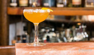 Mandarina Rosa Cocktail drinkmemag.com drink me National Margarita Day Cocktails