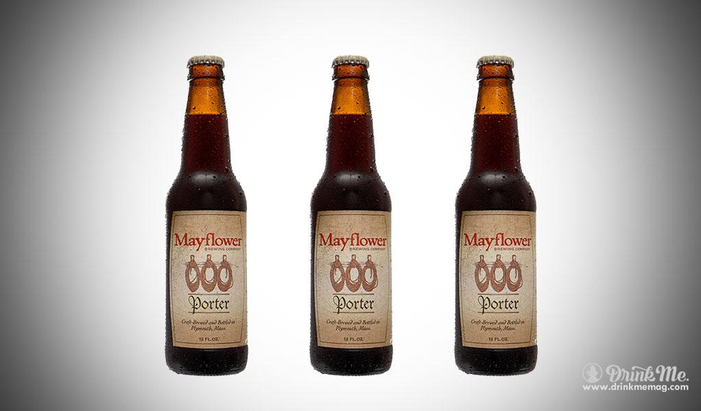 Mayflower Porter drinkmemag.com drink me Top American Beers