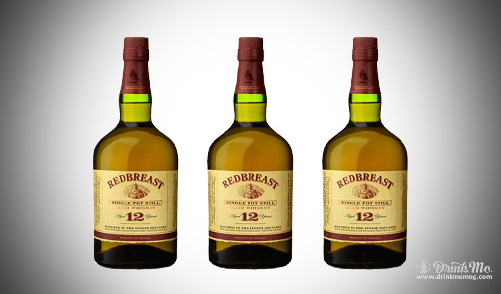Redbreast drinkmemag.com drink me Top Irish Whiskey