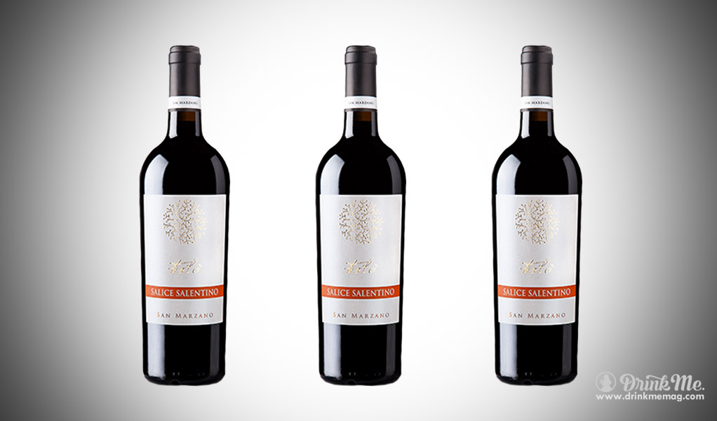 San Marzano Talò Salice Salentino drinkmemag.com drink me Valentine's Day Wine