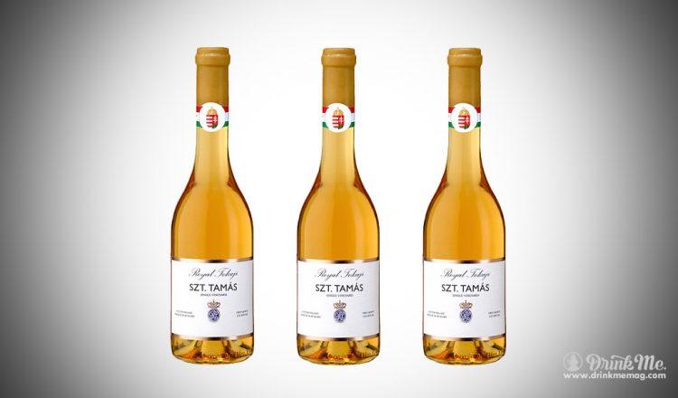 Szent Tamás 2013 6p Aszú drinkmemag.com drink me Szent Tamas Royal Tokaji