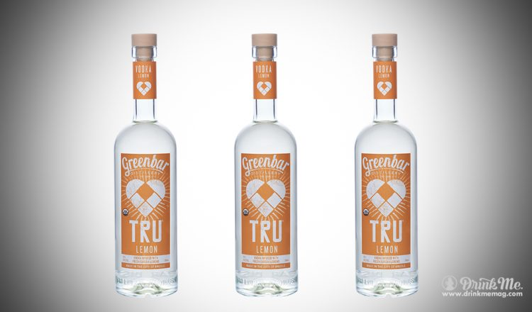Tru Lemon Vodka drinkmemag.com drink me Tru Lemon Vodka