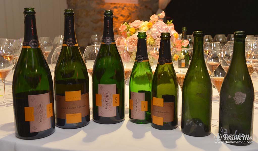 200 years of Veuve Cliquot rose 4 drinkmemag.com drinkme 200 years of Veuve Cliquot rose