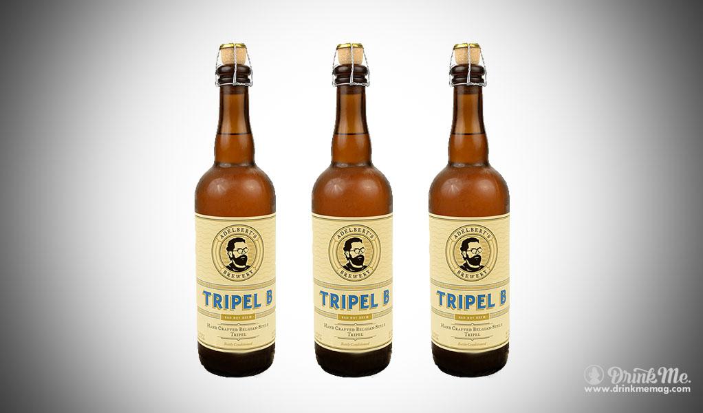 Adelberts Brewery Tripel B drinkmemag.com drink me Top Belgian Tripels