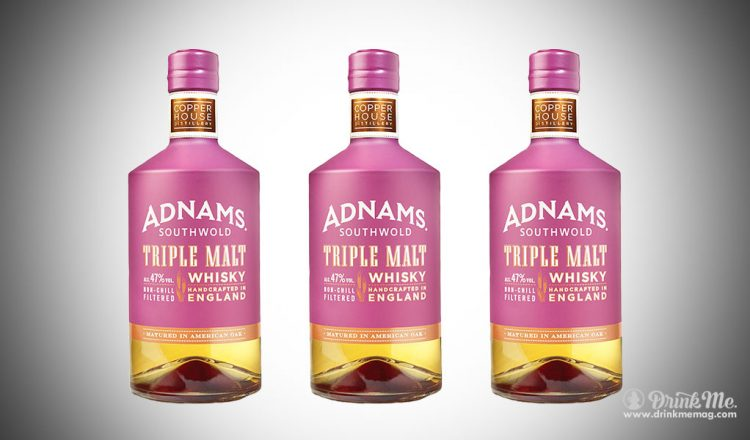 Adnams Triple Malt Whisky drinkmemag.com drink me Adnams Triple Malt Whisky