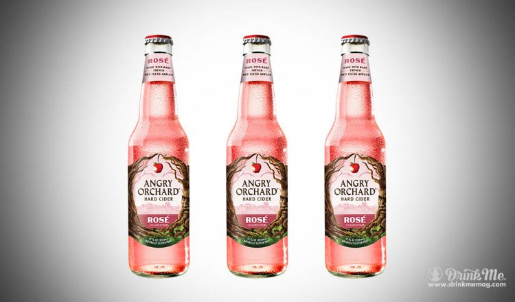 Angry Orchard Rose Cider drinkmemag.com drink me Angry Orchard Rose Cider