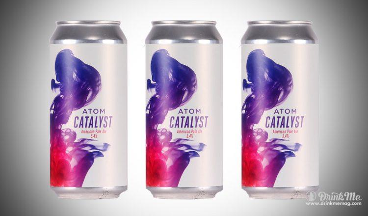 Atom Catalyst APA Beer drinkmemag.com drink me Atom Catalyst APA Beer