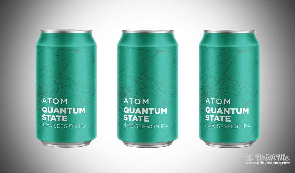 Atom Quantum State IPA Beer drinkmemag.com drink me Atom Quantum State IPA Beer