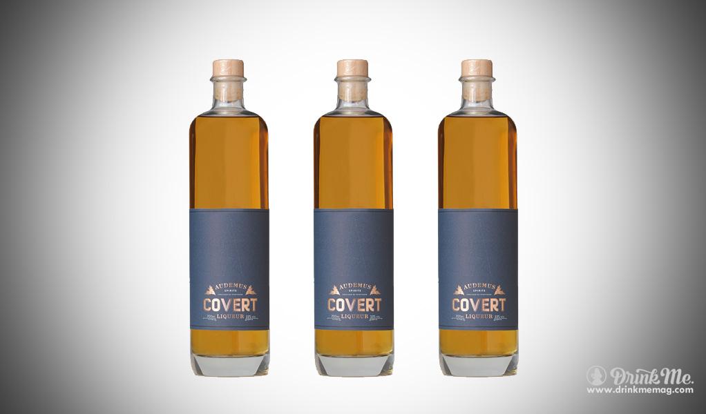 Audemus Covert Liqueur drinkmemag.com drink me Audemus Covert Liqueur