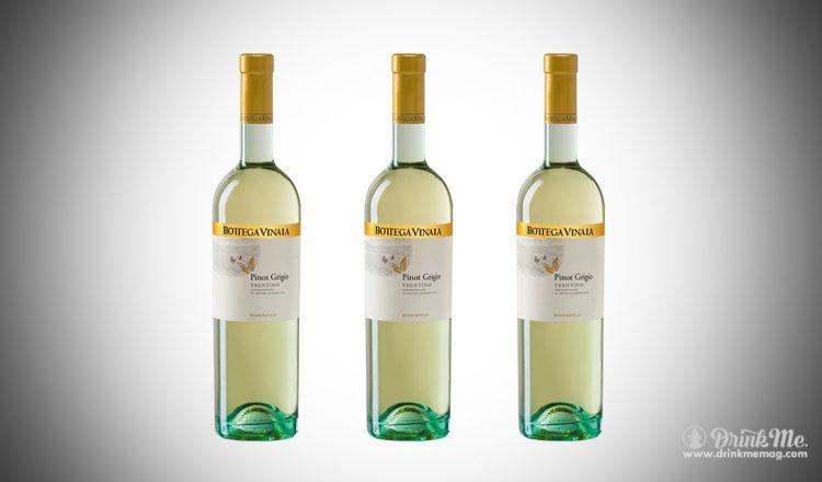 Bottega Vinaia Pinot Grigio drinkmemag.com drink me Bottega Vinaia Pinot Grigio