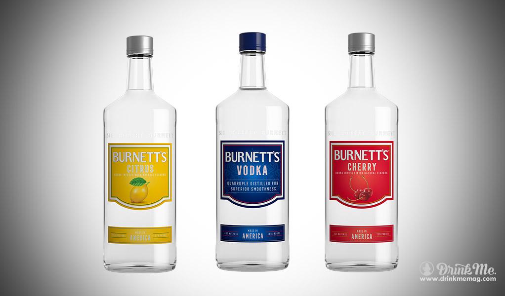 Burnett Vodka drinkmemag.com drink me Heaven Hill Selection