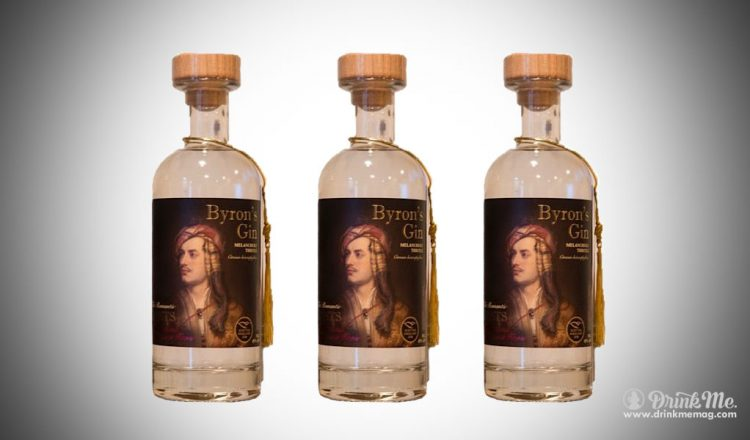 Byrons Melancholy Thistle Gin drinkmemag.com drink me Byrons Melancholy Thistle Gin