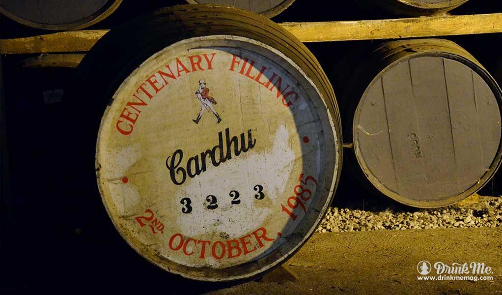 Cardhu Distillery Cask 1 drinkmemag.com drink me Cardhu Distillery