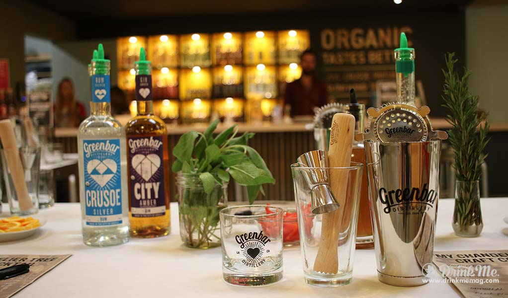 Cocktail Class 2 drinkmemag.com drink me Greenbar Distillery Spring Campaign