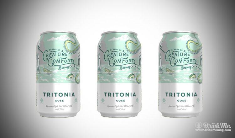 Creature Comforts Tritonia drinkmemag.com drink me Creature Comforts Beer