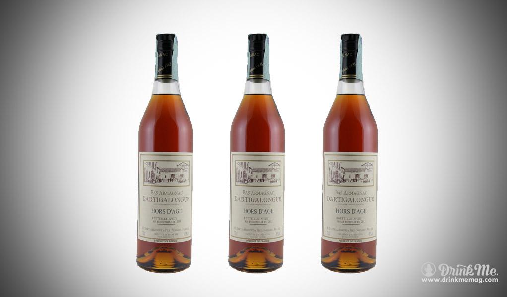 Dartigalongue Hors d'âge Bas Armagnac drinkmemag.com drink me Top Armagnacs