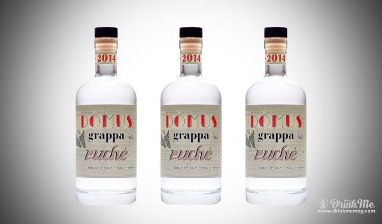 Domus Nebbiolo Da Barolo Grappa drinkmemagm.com drink me Domus Nebbiolo Da Barolo Grappa