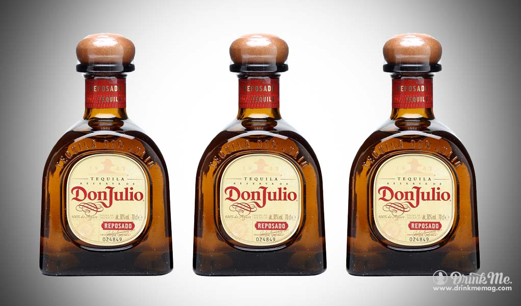 Don Julio drinkmemag.com drink me Top Tequila Reposado